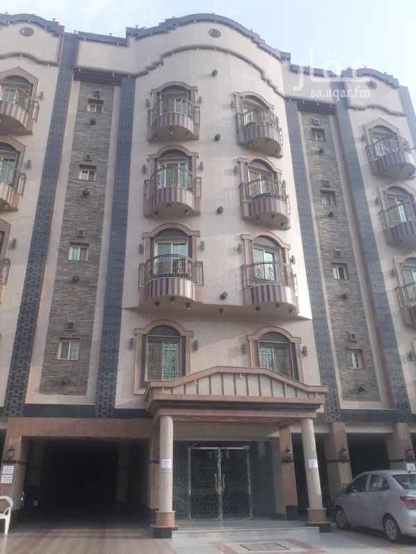 شقة للإيجار في شارع وادي حائل ، حي العزيزية ، جدة