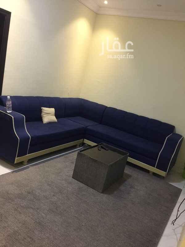 شقة للإيجار في شارع الارقم الزهري ، حي النعيم ، جدة