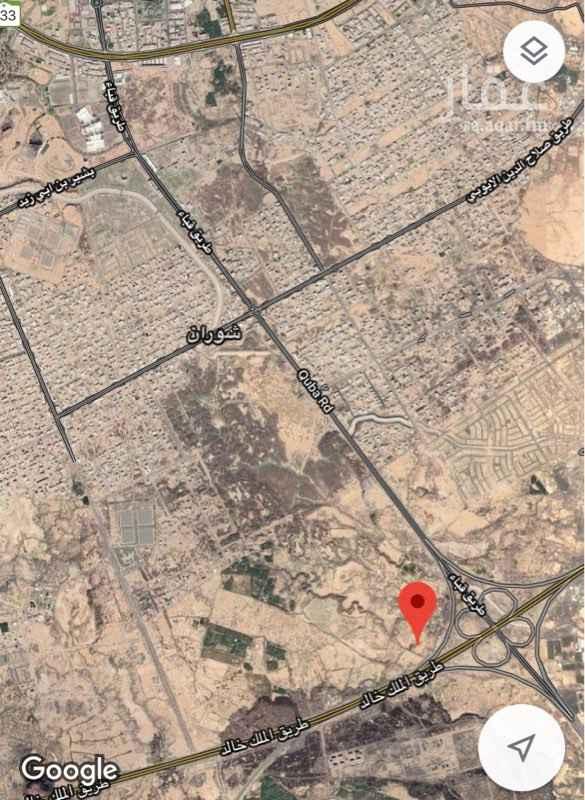 أرض للبيع في حي رهط ، المدينة المنورة