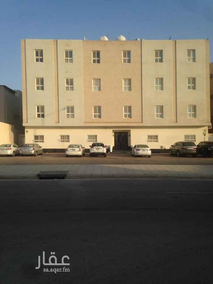 عمارة للبيع في شارع البجادية ، حي غرناطة ، الرياض
