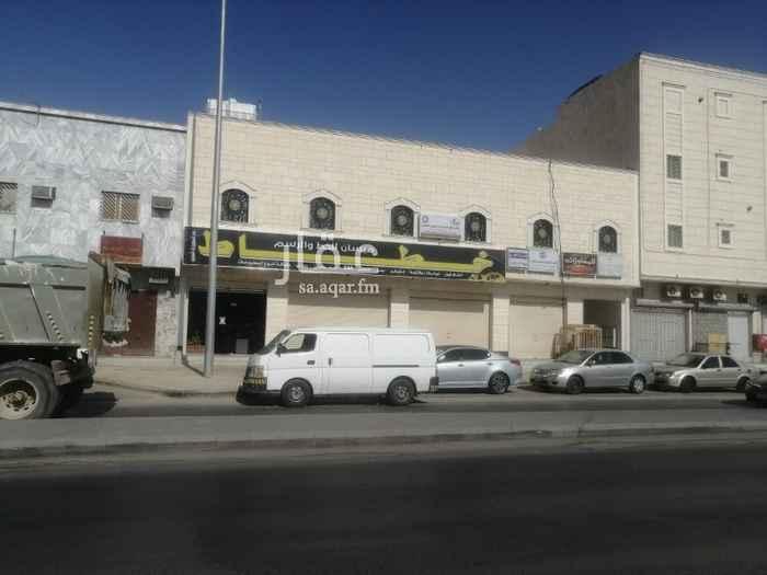 عمارة للبيع في طريق الامير محمد بن عبدالرحمن ، حي غبيرة ، الرياض