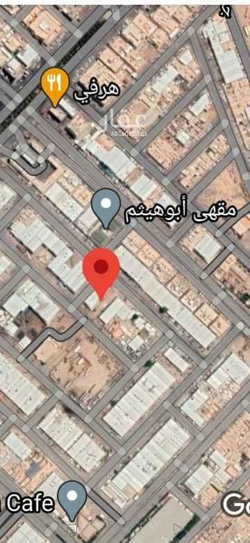 أرض للبيع في شارع عبدالله بن دهيش ، حي السلي ، الرياض ، الرياض