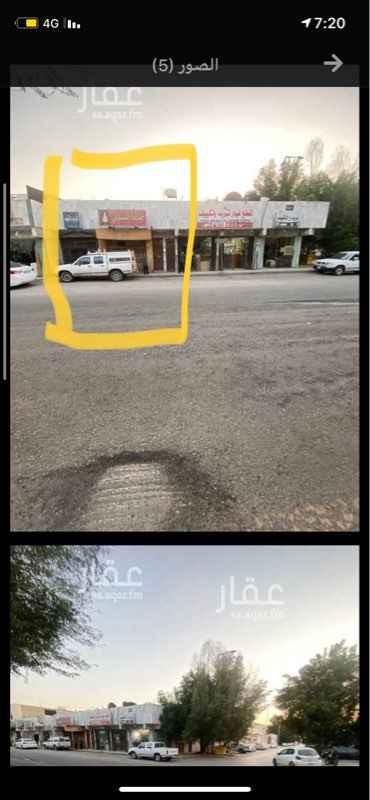 محل للإيجار في شارع اسامة بن زيد ، حي النسيم الغربي ، الرياض ، الرياض