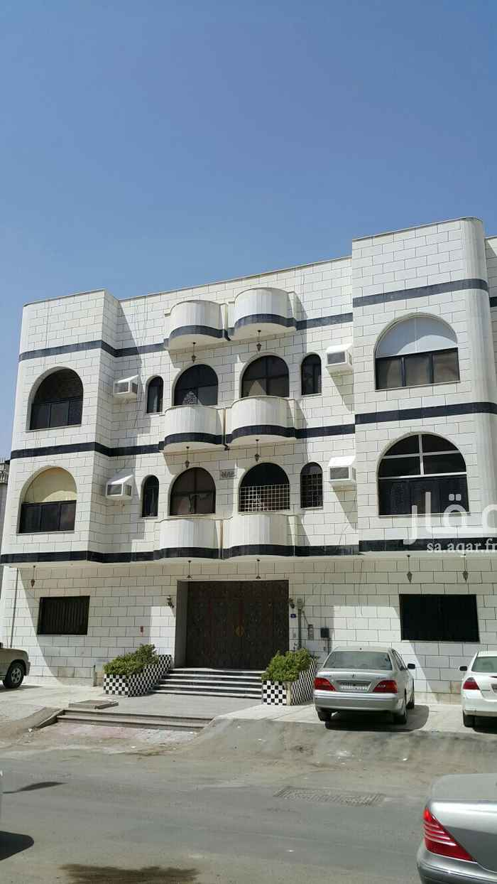 شقة للإيجار في شارع ابن وافد الاندلسي ، حي المروة ، جدة