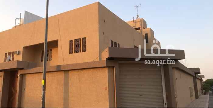 فيلا للإيجار في شارع وادي الرمة ، حي الريان ، الرياض