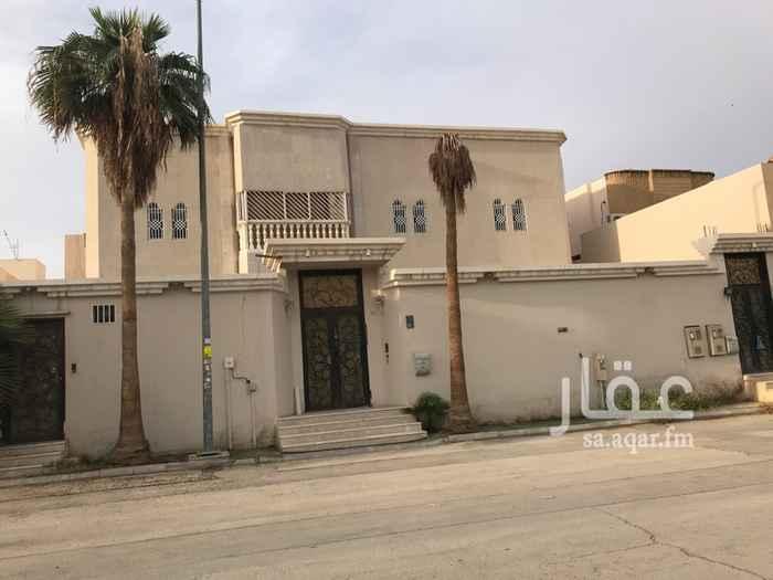 فيلا للبيع في شارع جبل اجا ، حي الازدهار ، الرياض