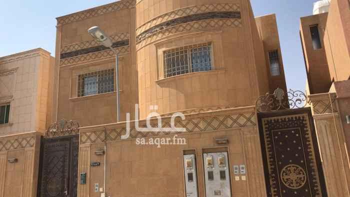 شقة للإيجار في شارع المشتري ، حي الربيع ، الرياض