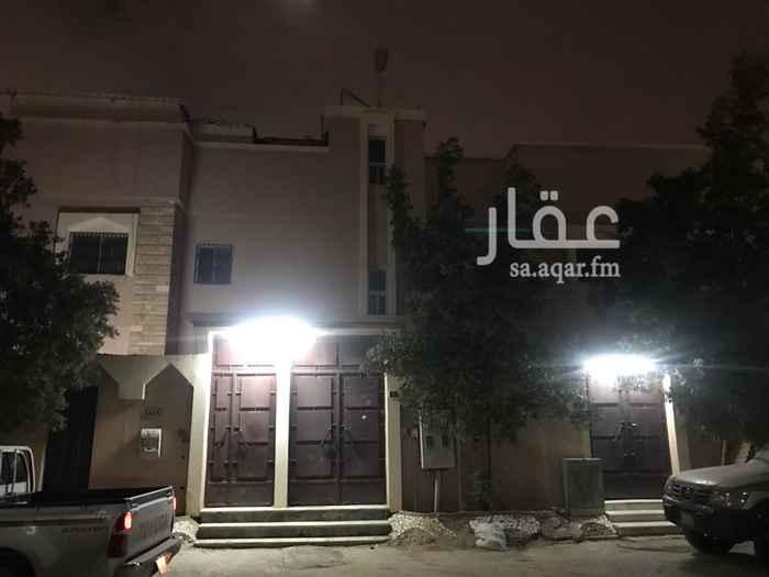 دور للإيجار في شارع المريخيه ، حي طويق ، الرياض ، الرياض