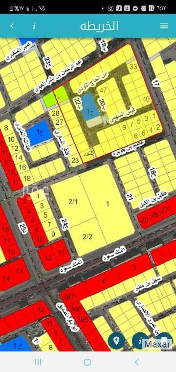 أرض للبيع في شارع 18 ب ، حي النور ، الدمام ، الدمام