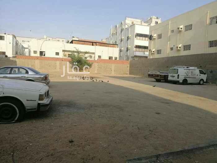 أرض للبيع في شارع عبدالعزيز بن ابراهيم ، حي الصفا ، جدة