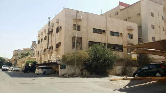 عمارة للبيع في شارع ابن عظوم ، حي المروة ، جدة ، جدة