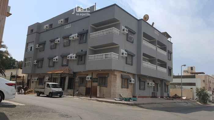 عمارة للإيجار في شارع عامر بن زيد ، حي البوادي ، جدة ، جدة