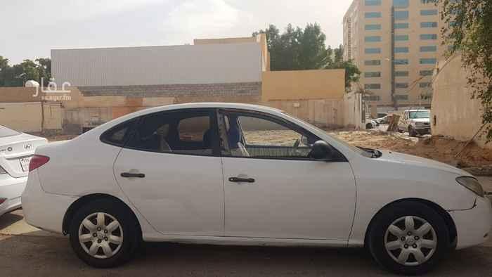 أرض للبيع في شارع هجر ، حي الضباط ، الرياض ، الرياض