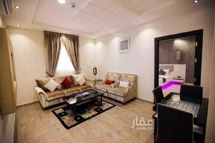 شقة للإيجار في شارع الشيخ عبدالله العنقري ، حي الورود ، الرياض ، الرياض