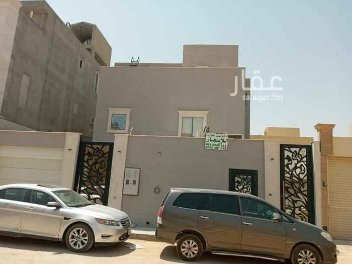 دور للإيجار في شارع ابي ظهير العصيمي ، حي القيروان ، الرياض ، الرياض