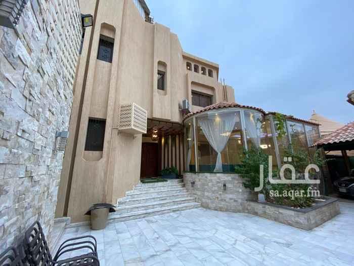 فيلا للإيجار في شارع عبدالرحمن بن سويلم ، حي الروضة ، الرياض ، الرياض