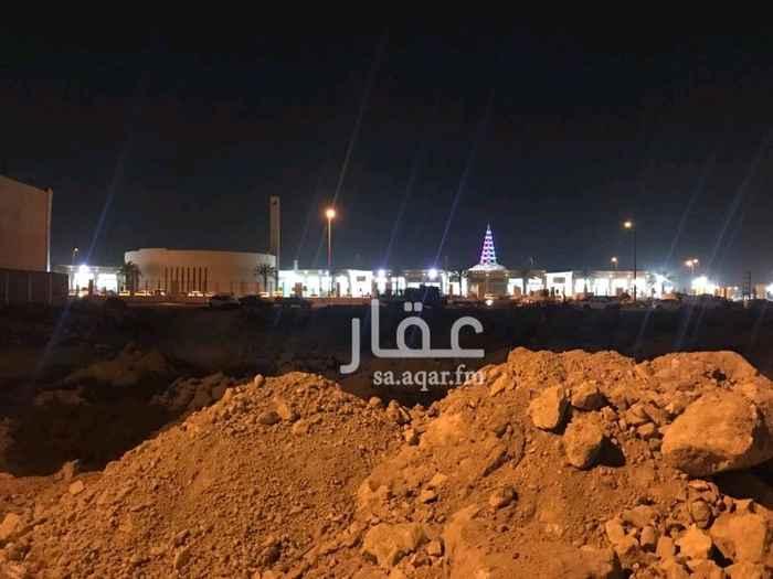 أرض للبيع في شارع عبيدالله بن الودود ، حي العزيزية ، الرياض