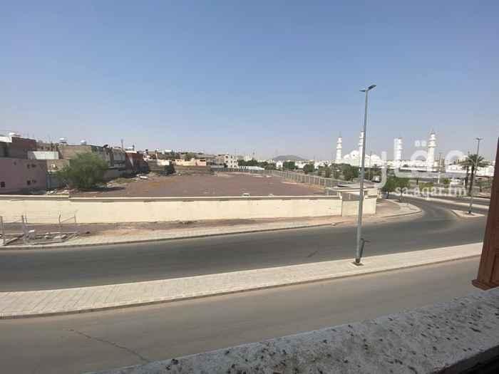 أرض للإيجار في شارع طارق بن عبدالرحمن البجلي ، حي الخاتم ، المدينة المنورة ، المدينة المنورة