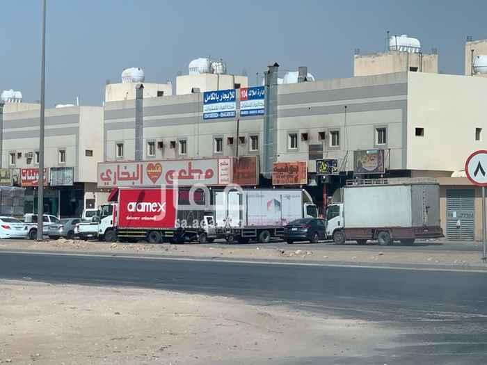 عمارة للإيجار في حي المشاعل ، الرياض