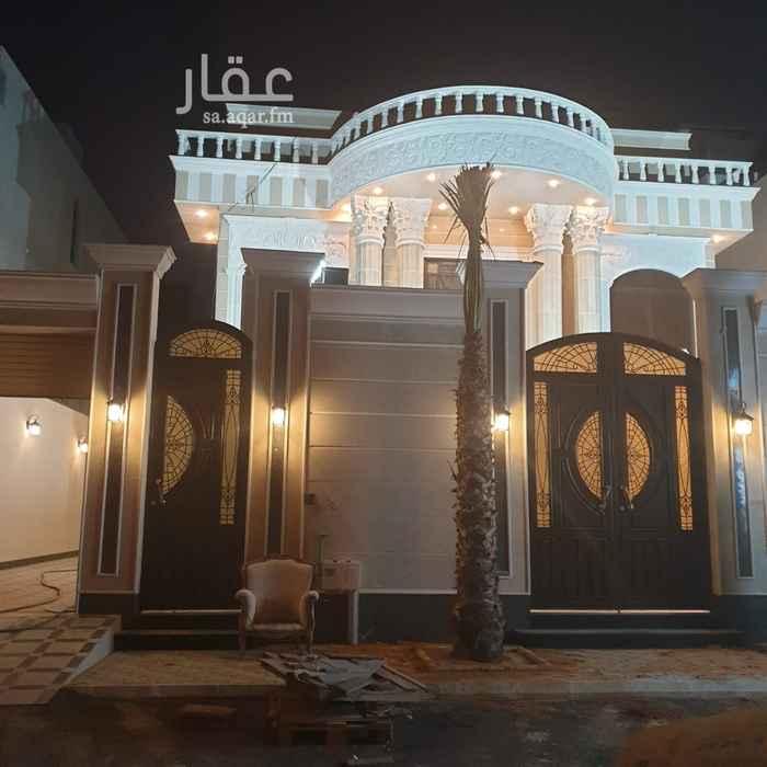 فيلا للبيع في شارع الأمير يزيد بن عبدالله بن عبدالرحمن ، حي الملقا ، الرياض ، الرياض