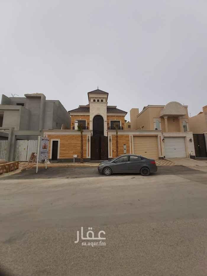 فيلا للبيع في طريق أنس ابن مالك ، حي الملقا ، الرياض ، الرياض