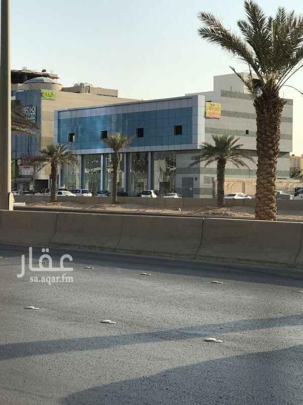 مكتب تجاري للإيجار في طريق الملك فهد الفرعي, الملقا, الرياض