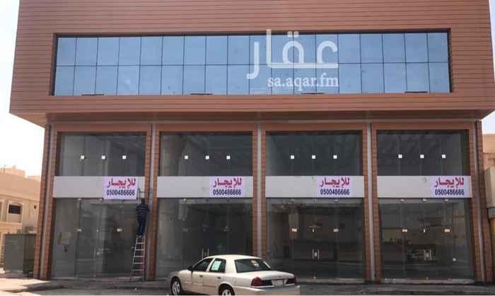 محل للإيجار في طريق الملك سلمان بن عبدالعزيز ، حي النهضة ، الخرج