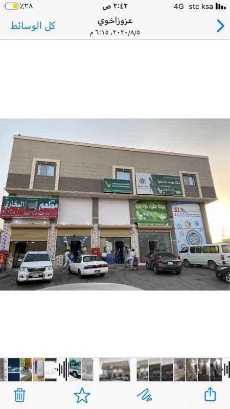 مكتب تجاري للإيجار في طريق ابي بكر الصديق ، حي النرجس ، الرياض ، الرياض