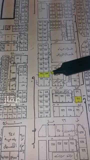 أرض للبيع في شارع العليا ، حي الصحافة ، الرياض