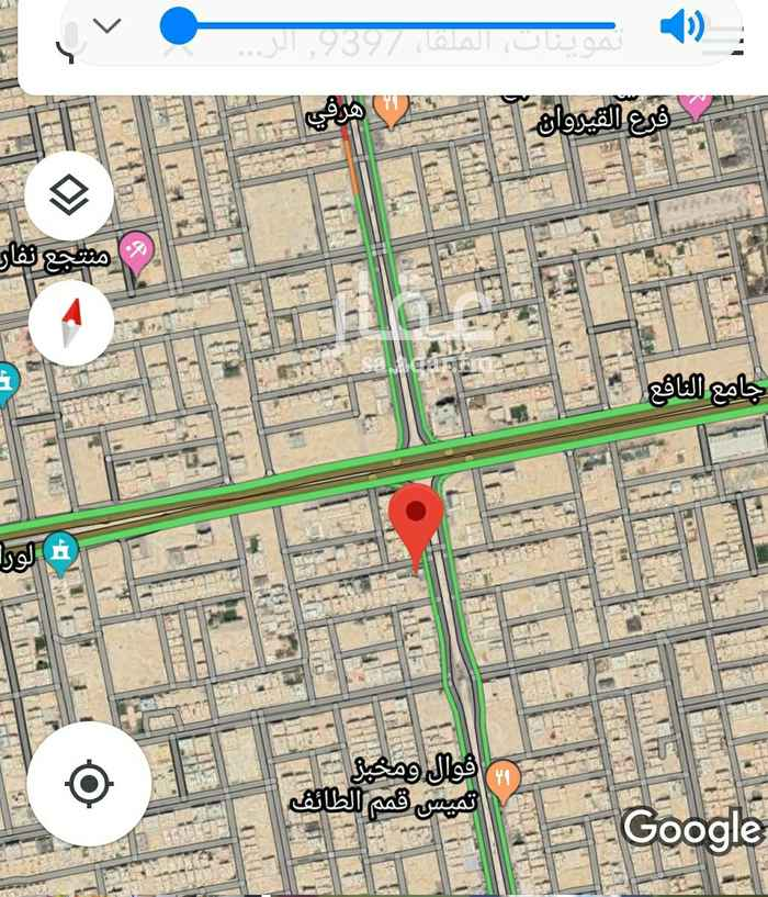 أرض للبيع في طريق الأمير محمد بن سعد بن عبدالعزيز ، الرياض ، الرياض