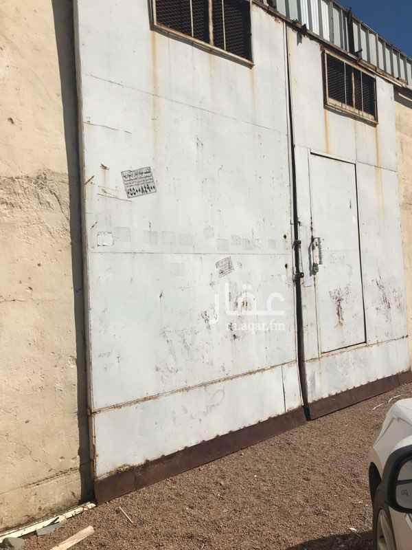 مستودع للإيجار في شارع عبدالله بن حبير ، حي جبل احد ، المدينة المنورة ، المدينة المنورة