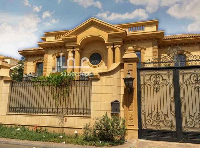 فيلا للبيع في شارع محمد حمزه ، حي الروضة ، جدة