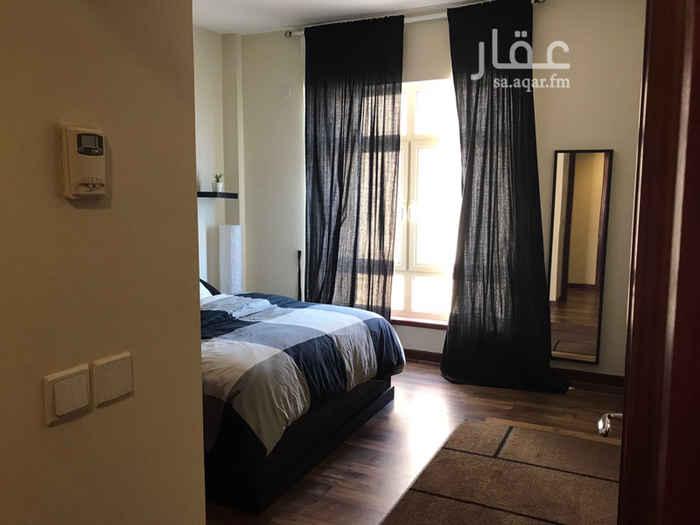 شقة للإيجار في حي البيلسان ، مدينة الملك عبد الله الاقتصادية