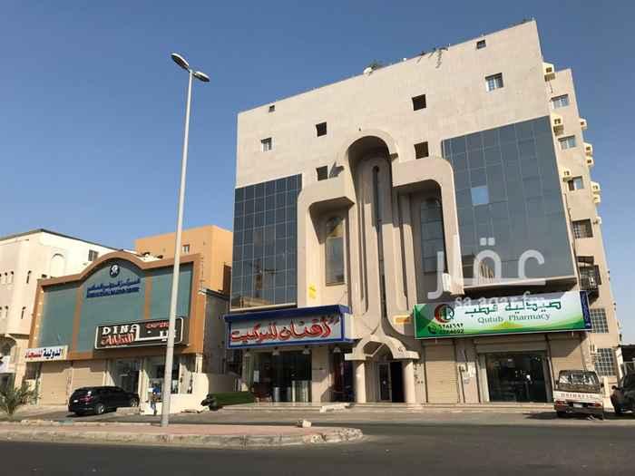 مكتب تجاري للإيجار في شارع عبدالعزيز بن ابراهيم ، حي الصفا ، جدة
