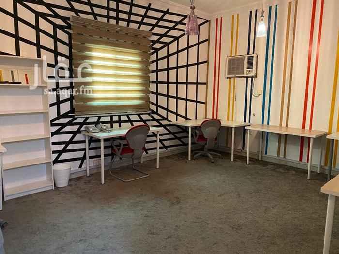 مكتب تجاري للإيجار في شارع ابو معالي الحضري ، حي الصفا ، جدة ، جدة