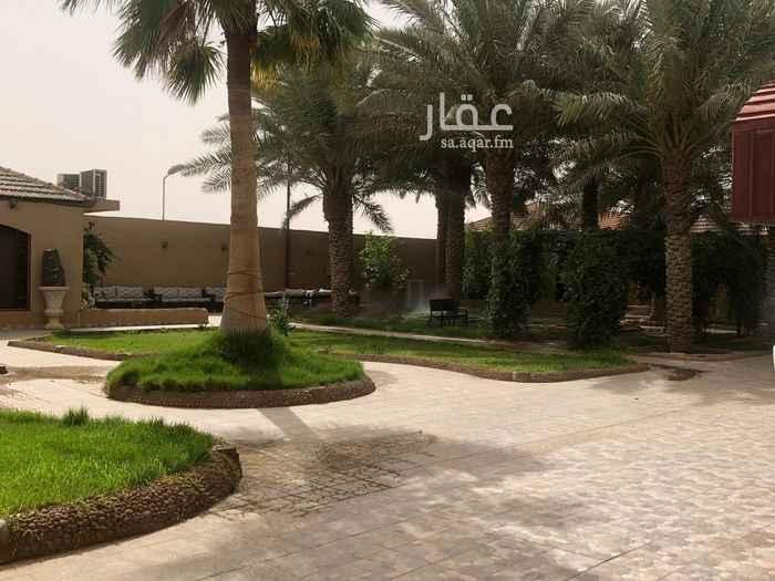 استراحة للبيع في طريق الملك عبدالعزيز الفرعي ، حي العارض ، الرياض ، الرياض