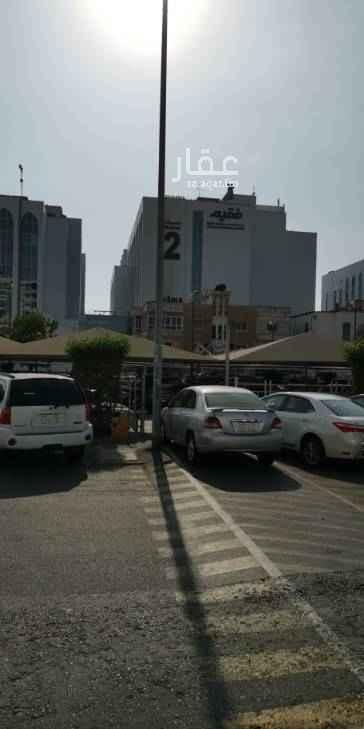 أرض للبيع في شارع فلسطين ، حي الحمراء ، جدة