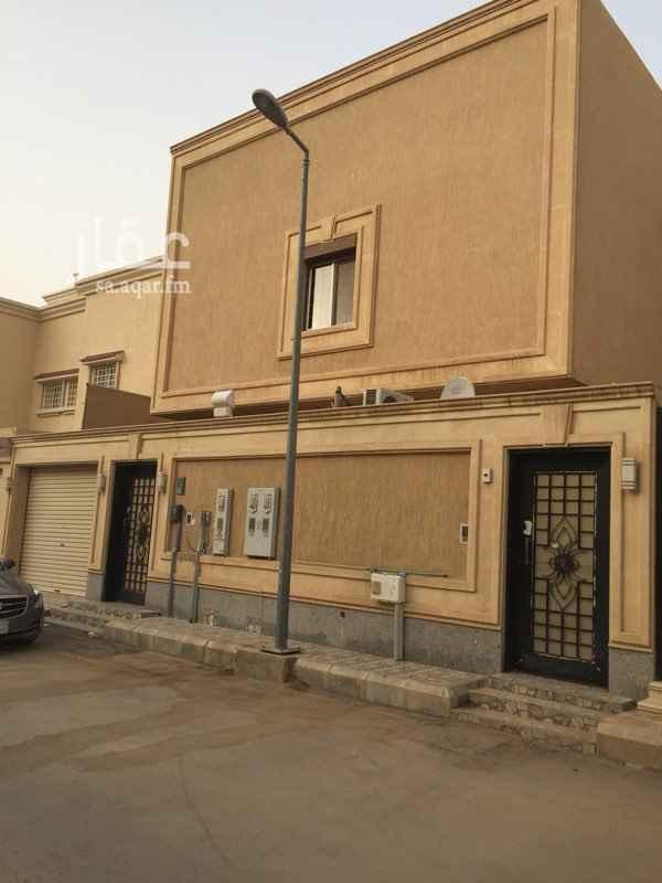 بيت للبيع في شارع المشوار ، حي الوادي ، الرياض