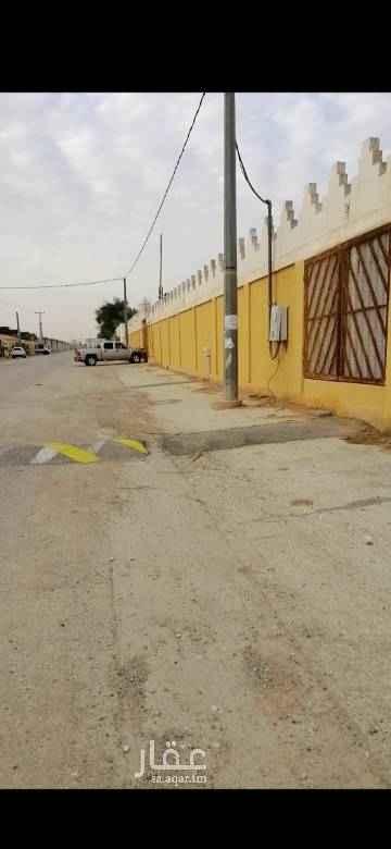 استراحة للبيع في شارع محمد بن مسلم العثيمين ، حي مطار الملك خالد ، الرياض