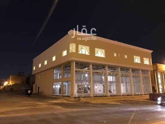 مكتب تجاري للإيجار في طريق نجم الدين الأيوبي الفرعي ، حي العوالي ، الرياض