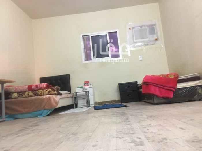 غرفة للإيجار في شارع الأمير ناصر بن عبدالعزيز ، حي الروضة ، الرياض ، الرياض
