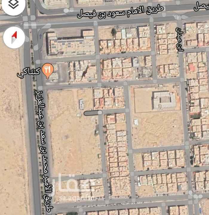 أرض للبيع في حي العقيق ، الرياض