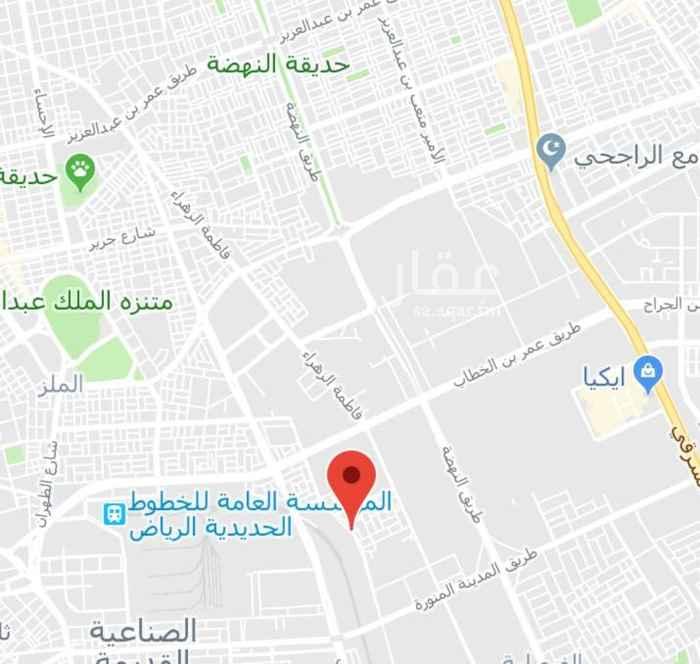 مستودع للإيجار في شارع البكيرية ، حي الفاروق ، الرياض