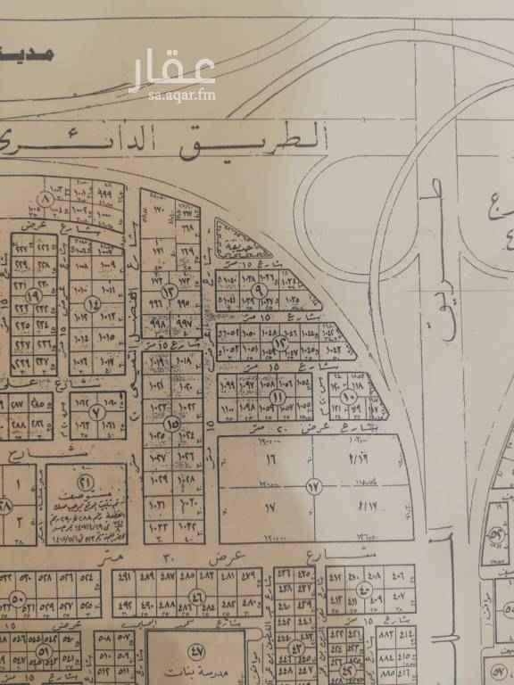 أرض للبيع في شارع الامير تركي بن عبدالعزيز الثاني ، حي النخيل ، الرياض