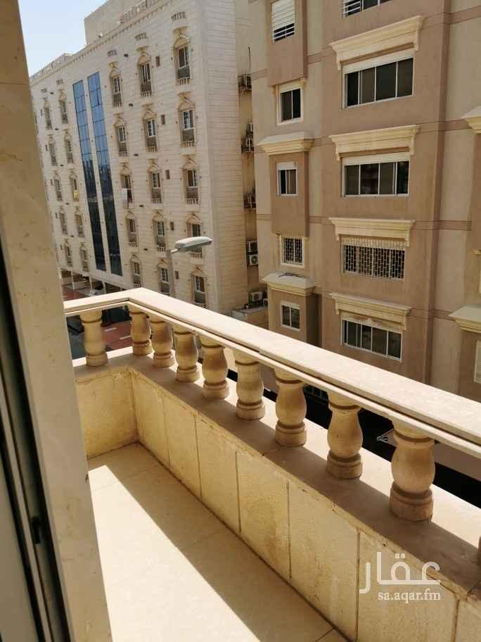 شقة للإيجار في شارع البذل ، حي الحمراء ، جدة