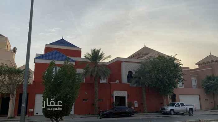 فيلا للبيع في شارع علي بن الجعد ، حي الخزامى ، الرياض ، الرياض
