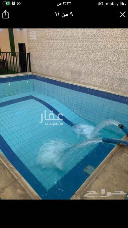 استراحة للإيجار في حي ، شارع عوف بن عفراء ، حي ظهرة نمار ، الرياض ، الرياض