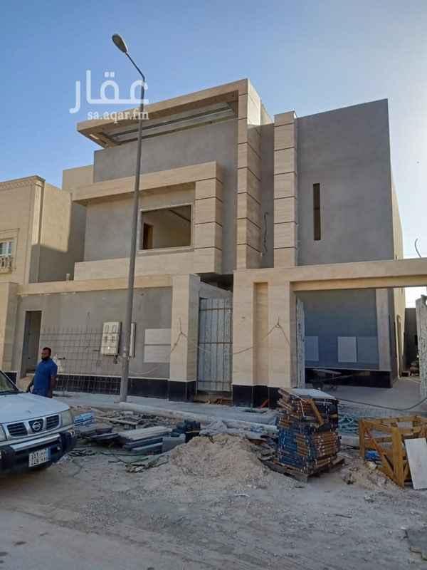 فيلا للبيع في شارع لزمة ، حي حطين ، الرياض ، الرياض