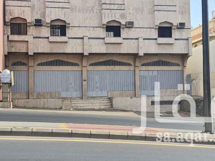 مستودع للإيجار في شارع ابو بكر الصديق ، حي شباعة ، خميس مشيط ، خميس مشيط