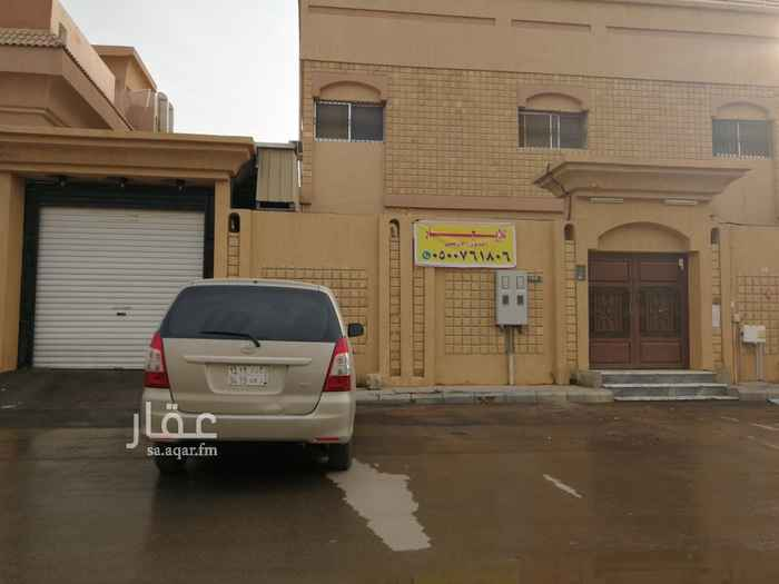 دور للإيجار في شارع القضاء ، حي العريجاء الغربية ، الرياض ، الرياض